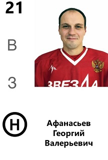 Афанасьев Георгий Валерьевич