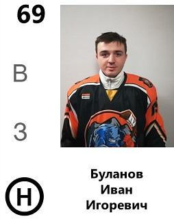 Буланов Иван Игоревич