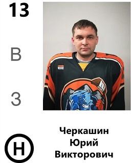 Черкашин Юрий Викторович