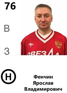 Фенчин Ярослав Викторович
