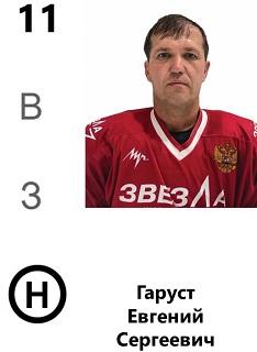 Гаруст Евгений Сергеевич