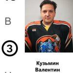 Кузьмин Валентин Евгеньевич