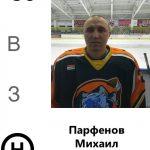 Парфенов Михаил Юрьевич