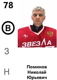 Поминов Николай Юрьевич