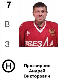 Просвирнин Андрей Викторович