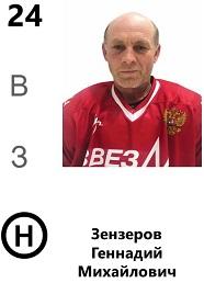 Зензеров Геннадий Михайлович