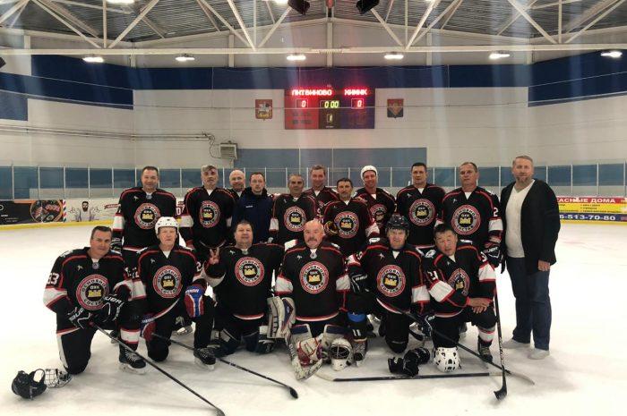Павловском посаде прошёл зональный этап спортивного проекта «Народный хоккей 50+»