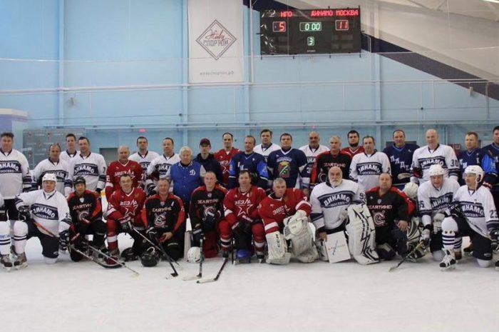 10.10.2020 года в Наро-Фоминском городском округе прошёл большой хоккейный праздник.
