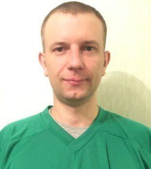 #1 Сладчиков Сергей (Вр)